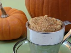 Egg and Dairy Free Pumpkin Mousse (GAPS, Paleo) - Empowered Sustenance