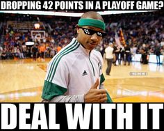RT @NBAMemes: Isaiah Thomas has a message for Celtics haters. - http://nbafunnymeme.com/nba-funny-memes/rt-nbamemes-isaiah-thomas-has-a-message-for-celtics-haters