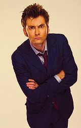 The 10th Doctor Mr. TENnant