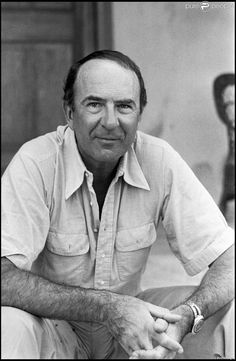 Jean-Pierre Marielle à Saint-Tropez en 1978
