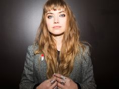 Imogen Poots InStyle.