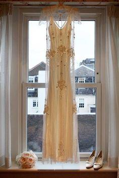 Holy amazing wedding dress.