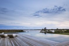 View from Genius Loci House by Bates Masi Architects #architecture #photography