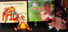 Dolls in Books.....