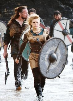 Lagertha, Katheryn Winnick, Vikings