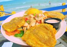 Receta Escabeche de Carrucho Puerto Rico