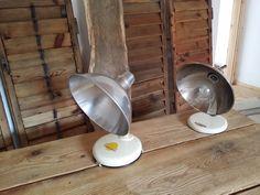 bauhaus lámpa Industrial Loft, Industrial Design, Vintage Decor, Vintage Designs, Bauhaus, Desk Lamp, Table Lamp, Loft Design, Do It Yourself Projects