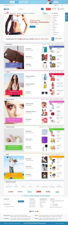 VG Pisces - Responsive WooCommerce WordPress Theme | Pinterest