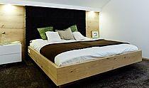 Innenarchitektur Hofschwaiger Bed, Furniture, Home Decor, New Home Essentials, Interior Designing, Stream Bed, Interior Design, Home Interior Design, Beds