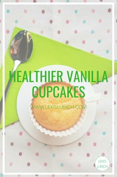 Cupcakes you can give your children without feeling bad 🍰 They're gluten-free and refined sugar-free 🍰 And super easy for kids to make themselves . Vanilla Cupcakes, Glutenfree, Sugar Free, Super Easy, Children, Kids, Lunch, Baking, Healthy