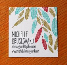 beautiful business cards you can personalize on etsy...now to get my act together:)