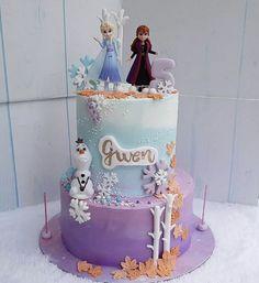 Frozen Themed Birthday Cake, Frozen Theme Cake, Frozen Themed Birthday Party, Disney Frozen Birthday, Themed Cakes, 5th Birthday, Elsa Birthday Cake, Carnival Birthday, Birthday Ideas