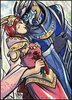 "Mass Effect - ""Turian Wedding"" by aimo"