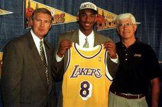 Welcome in L.A. Kobe