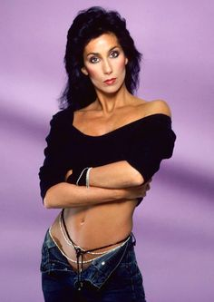 Cher by Harry Langdon.