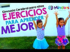 Gimnasia Cerebral para niños - 6 ejercicios para aprender mejor - Minders Psicología Infantil - YouTube English Activities, Motor Activities, Infant Activities, Preschool Activities, Brain Gym For Kids, Yoga For Kids, Diy For Kids, Traveling Teacher, Mindfulness For Kids