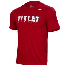TITLE Boxing Nike DFCT Tee- http://www.titleboxing.com/apparel/shirts/title-boxing-nike-dfct-tee