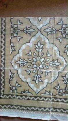 Cross Stitching, Blackwork, Cross Stitch Patterns, Bohemian Rug, Needlework, Diy And Crafts, Rugs, Cherry Furniture, Crossstitch