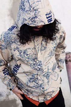 Supreme x The North Face 2012 Spring/Summer Collection Lookbook