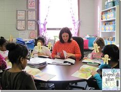 Reading Workshop in 3rd grade-great explanation-no centers-from lesson plan sos