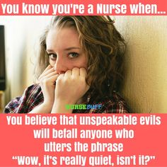250 Funny Reasons You Know You're a Nurse #Nursebuff #Nurse #Humor