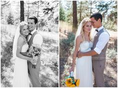 Joshua + Emilee {6.20.15} | Noel Walker Photography  | Strapless A line gown with beaded bodice by David's Bridal