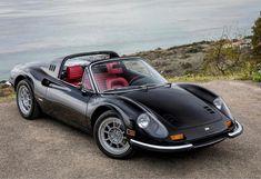 Likes, 116 Comments - David SK Lee (Los Angeles) ( - ferrari Ferrari Dino 246, Ferrari Car, Classic Sports Cars, Classic Cars, Retro Cars, Vintage Cars, Roadster, Amazing Cars, Car Car