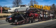 How To Build A $1500 Salvage Title S55 AMG To Speed Across The Country