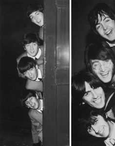 Wow. Cool Fab Four picture.
