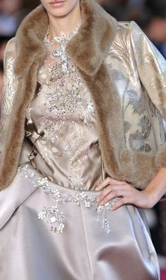 Couture Fall 2008 - Christian Lacroix (Details)