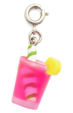 High Intencity 'Charm It!® - Pink Lemonade' Bracelet Charm available at #Nordstrom