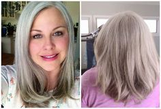How Bourgeois: A Gray Hair Product Review! Make-Up and Other Fun, Girlie Things for My Silver Sisters!