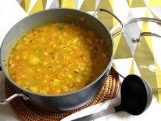 Podzimní polévka s červenou čočkou , Foto: Klára Michalová Ethnic Recipes, Food, Essen, Meals, Yemek, Eten
