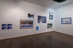 A Plan for the Summer (install) 2015 Mark Parfitt Free Range Gallery Action Performance Documentation Photography