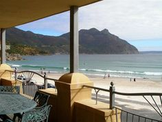 Village Self Catering Apartments - Village Self Catering Apartments is located on the beautiful beachfront in Hout Bay. Luxury apartment accommodation is on offer, with the most amazing views. The apartments comprise bedrooms, bathrooms . Cape Town, Weekend Getaways, South Africa, Catering, How To Memorize Things, Patio, Magpie, Beach
