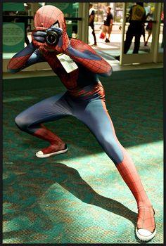 2014 San Diego Comic-Con Cosplay - Spider-Man