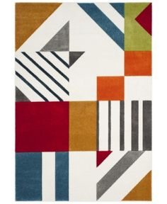 The Hollywood Collections of Mid-Century Modern area rugs brings vibrantly colored, clean-lined geometric designs to contemporary home decor. A fascinating look made especially for today's energetic tastes in interior home design. Contemporary Area Rugs, Modern Area Rugs, Contemporary Home Decor, Modern Decor, Mid Century Modern Rugs, Modern Family Rooms, Peacock Blue, Geometric Designs, Scandinavian