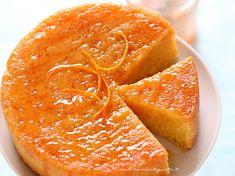 Torta all'arancia morbidissima, la ricetta perfetta! - Ricetta Torta all'arancia Sweets Recipes, Fruit Recipes, Cooking Recipes, Desserts, Cake & Co, Chiffon Cake, Biscotti, Fett, Nutella