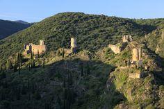 Cathar Castles in Lastours