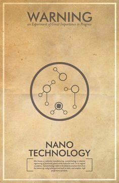 Fringe poster - Nano Technology