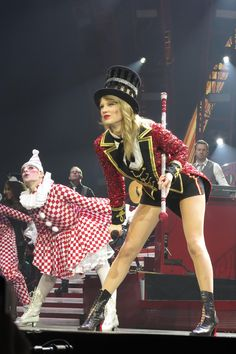 Taylor Swift, Red Tour in London