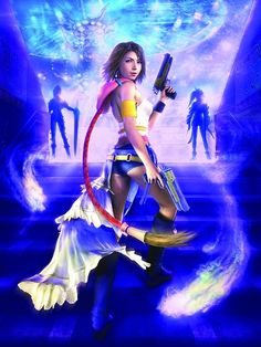 Final Fantasy X Art