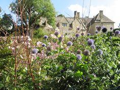 Snowhill Manor Garden