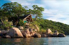 Mambo Island Eco Lodge, Malawi Lake