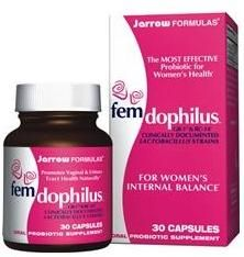 Jarrow Formulas FemDophilus Review and Side Effects	http://nootriment.com/femdophilus/