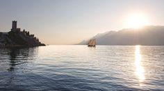 Malcesine, Lago di Garda.
