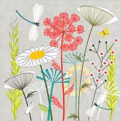"""Summer Breeze"" by Clare Maddicott"