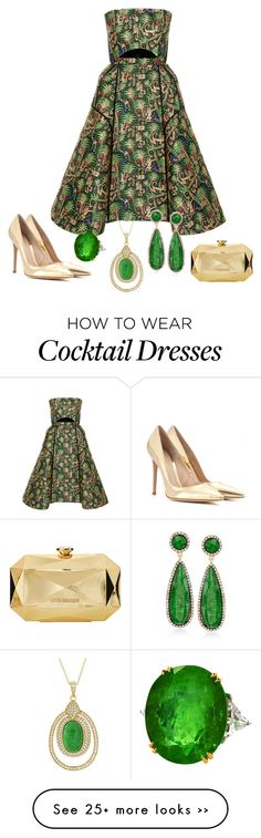 """""""Untitled #2036"""" by jeanne-lemaire-romero on Polyvore featuring Delpozo, Gianvito Rossi, Love Moschino and Sterling Essentials"""