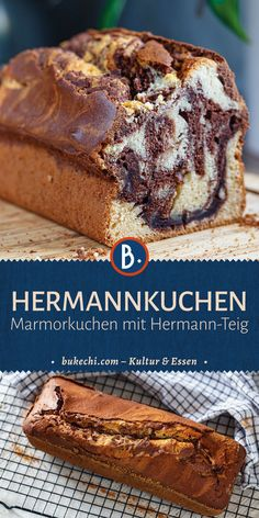 Nutella, Blog, Marble Cake, Oven, Chocolate, Chef Recipes, Blogging