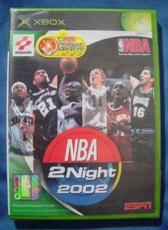 XBox Japanese : NBA 2Night 2002 http://www.japanstuff.biz/ CLICK THE FOLLOWING LINK TO BUY IT ( IF STILL AVAILABLE ) http://www.delcampe.net/page/item/id,0377343130,language,E.html